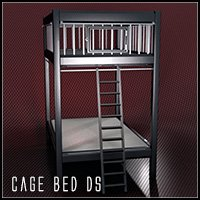 Cage Bed DS