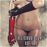 Delicious Gloves G3F/G8F