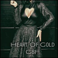 Heart Of Gold G8F (dForce)