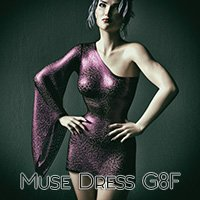 Muse Dress G8F (dForce)