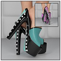 Possession High Heels G3F