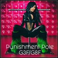Punishment Pole G3F/G8F