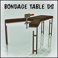 Bondage Table DS