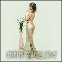 FishtailDress G8F (dForce)