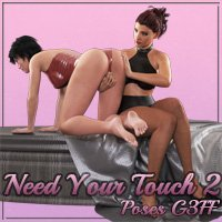 Need Your Touch 2 Poses G3FF