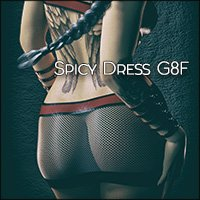 Spicy Dress G8F (dForce)