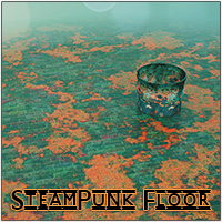 Steampunk Floor