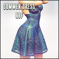 Summerdress G8F (dForce)