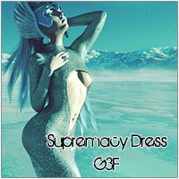 Supremacy Dress G3F (dForce)