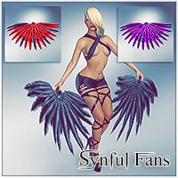 Synful Fans DS
