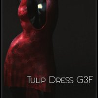 Tulip Dress G3F (dForce)