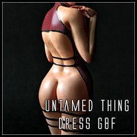 Untamed Thing Dress G8F (dForce)